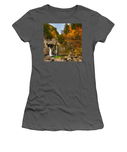 Garden Of Eden Women's T-Shirt (Athletic Fit)