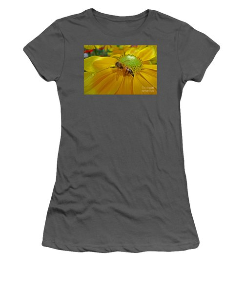 Gathering Nectar Women's T-Shirt (Athletic Fit)