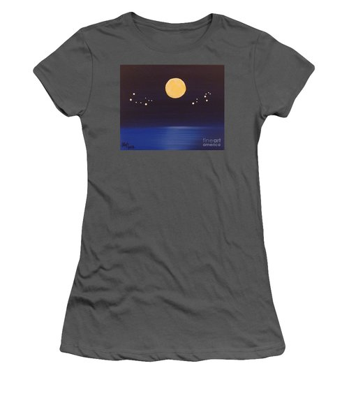 Gemini And Leo Women's T-Shirt (Athletic Fit)