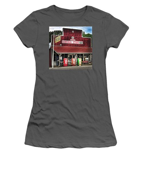 General Store Cataract In. Women's T-Shirt (Athletic Fit)