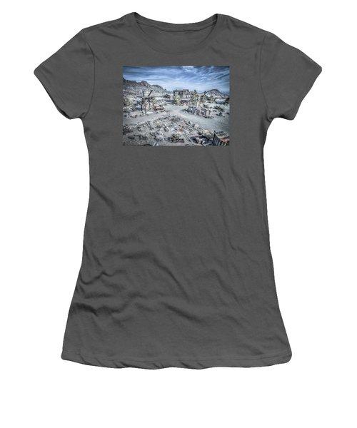 General Store Women's T-Shirt (Junior Cut) by Mark Dunton