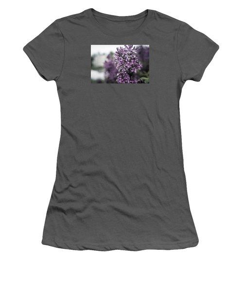 Gentle Spring Breeze Women's T-Shirt (Junior Cut) by Miguel Winterpacht