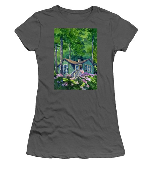 Georgia Townsend House Women's T-Shirt (Athletic Fit)