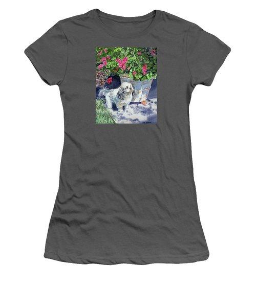 Georgie Women's T-Shirt (Athletic Fit)