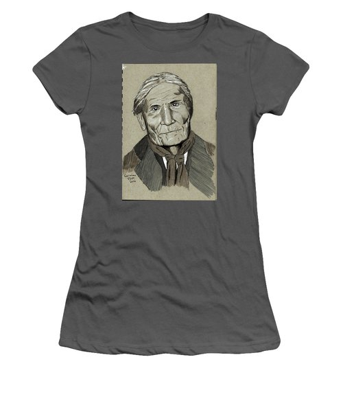 Geronimo Women's T-Shirt (Athletic Fit)