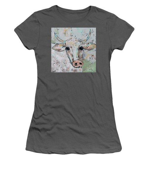 Gertie Women's T-Shirt (Junior Cut) by Kirsten Reed