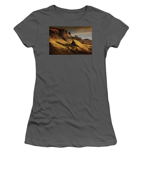 Gods Country Women's T-Shirt (Athletic Fit)