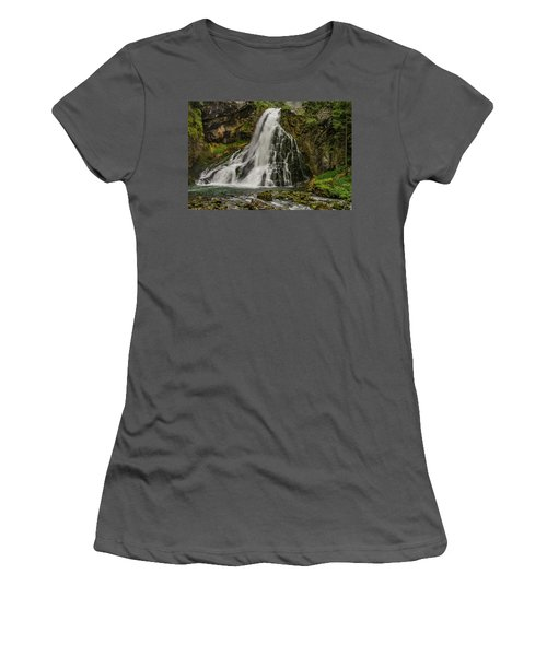 Golling Falls Women's T-Shirt (Junior Cut)