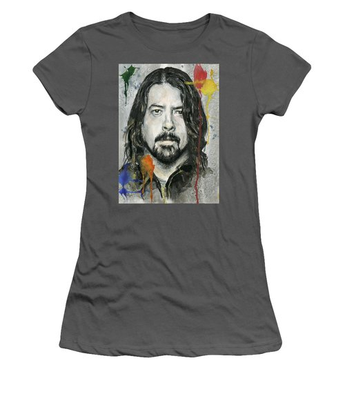 Good Dave Women's T-Shirt (Junior Cut) by Nate Michaels