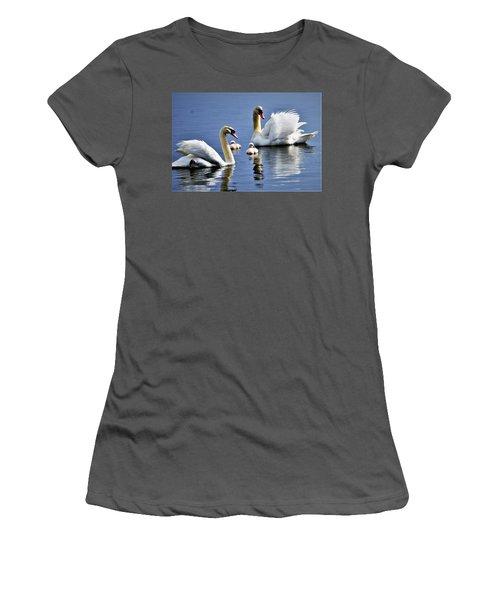 Good Parents Women's T-Shirt (Athletic Fit)