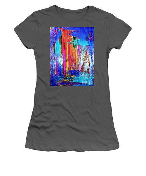 Good Things Are Coming Women's T-Shirt (Athletic Fit)