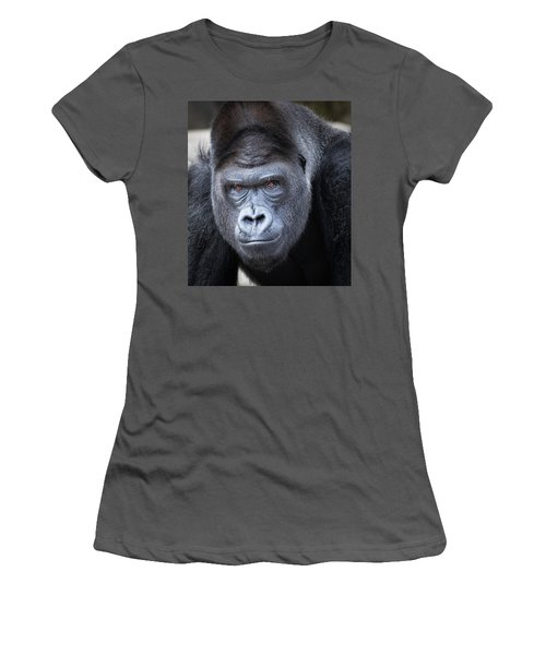 Gorrilla  Women's T-Shirt (Athletic Fit)