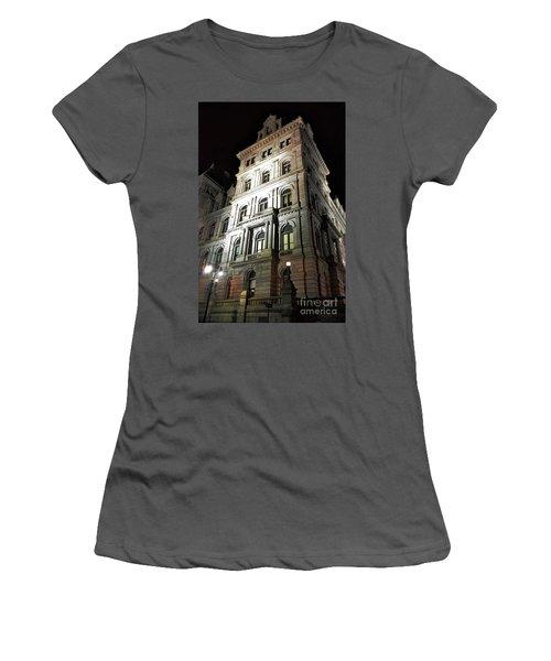 Gotham Parlors Women's T-Shirt (Athletic Fit)