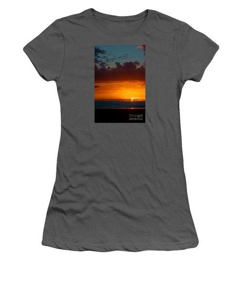 Gower Sundown Women's T-Shirt (Athletic Fit)