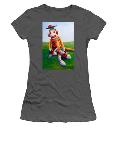Graduate Made Of Sockies Women's T-Shirt (Athletic Fit)