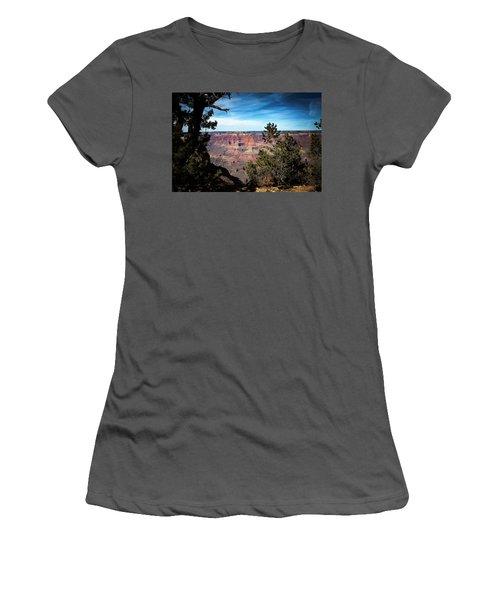 Grand Canyon, Arizona Usa Women's T-Shirt (Athletic Fit)