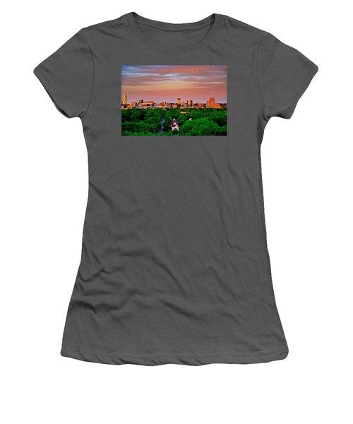 Grand Rapids Mi- 10 The Art Prize Women's T-Shirt (Athletic Fit)
