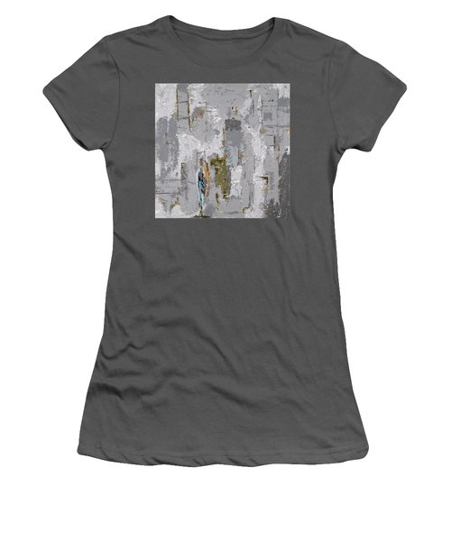 Gray Matters 9 Women's T-Shirt (Athletic Fit)