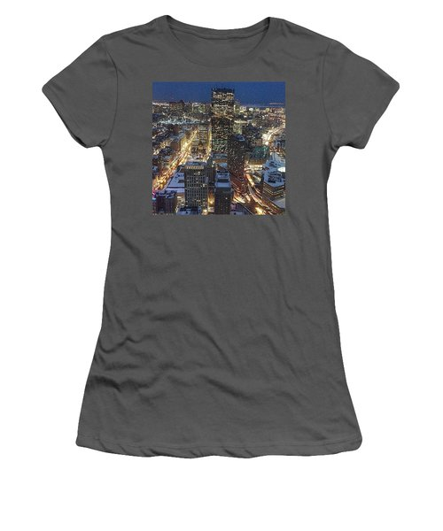 City Of Champions  Women's T-Shirt (Athletic Fit)