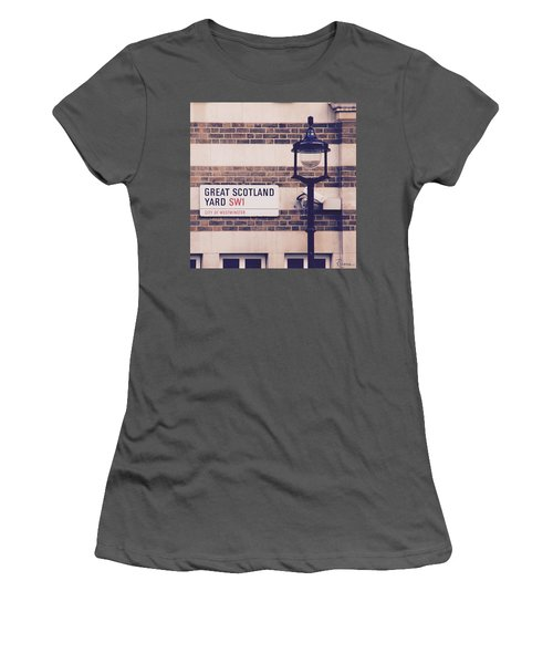 Great Scotland Yard Women's T-Shirt (Athletic Fit)