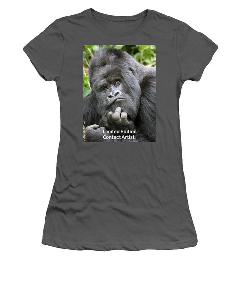 Guhonda Women's T-Shirt (Athletic Fit)