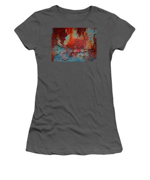 Gutters That Speak  Women's T-Shirt (Athletic Fit)