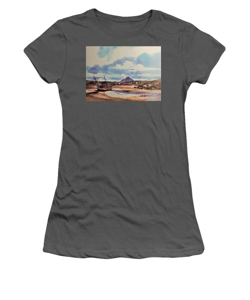 Gweedore Women's T-Shirt (Athletic Fit)