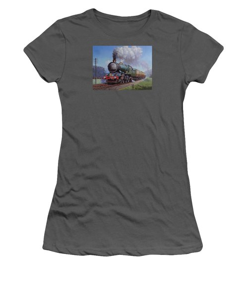 Gwr King On Dainton Bank. Women's T-Shirt (Junior Cut) by Mike  Jeffries