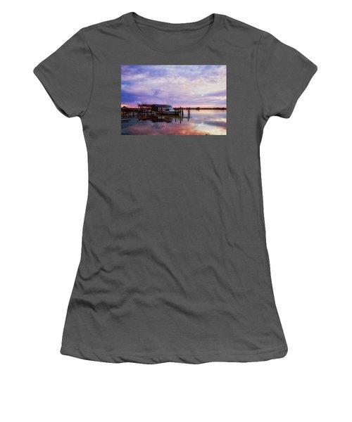Hagley's Landing Women's T-Shirt (Athletic Fit)