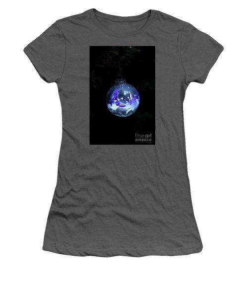 Handpainted Ornament 001 Women's T-Shirt (Junior Cut) by Joseph A Langley