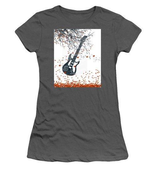 Healing  Hearts Women's T-Shirt (Athletic Fit)