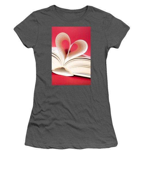 Heart Women's T-Shirt (Athletic Fit)