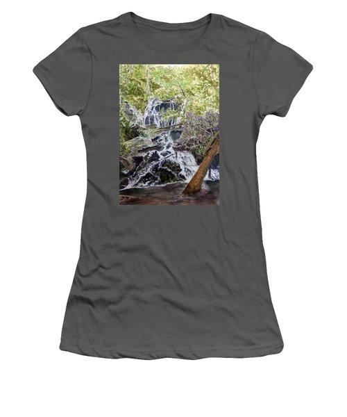 Heart Of The Forest Women's T-Shirt (Junior Cut) by Joel Deutsch