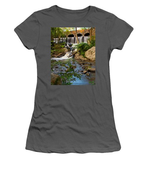 Hidden History Women's T-Shirt (Athletic Fit)