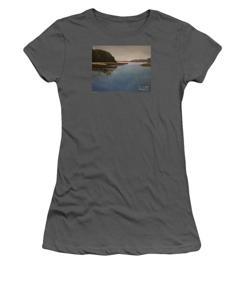 High Tide Little River Women's T-Shirt (Athletic Fit)