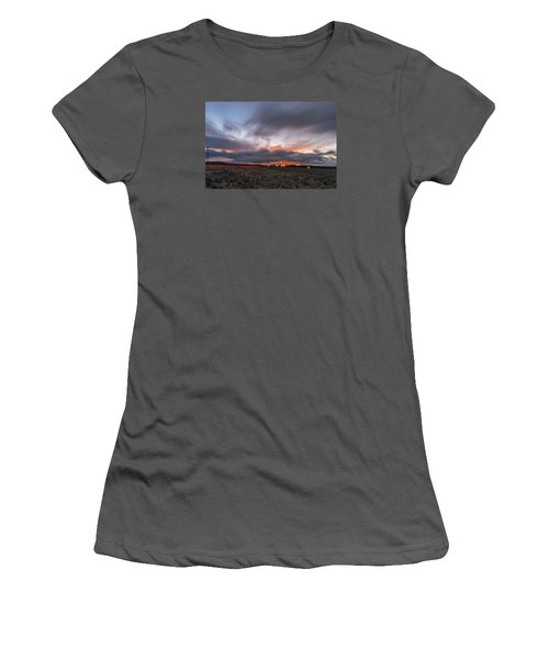 High Desert Twilights Women's T-Shirt (Athletic Fit)
