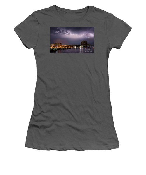 High Point Place Nights Women's T-Shirt (Athletic Fit)