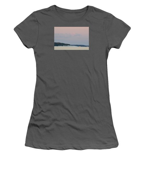 High Speed Boat  Women's T-Shirt (Junior Cut) by Lyle Crump