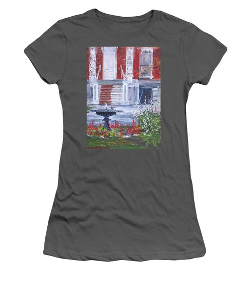 Historical Society Garden Women's T-Shirt (Athletic Fit)