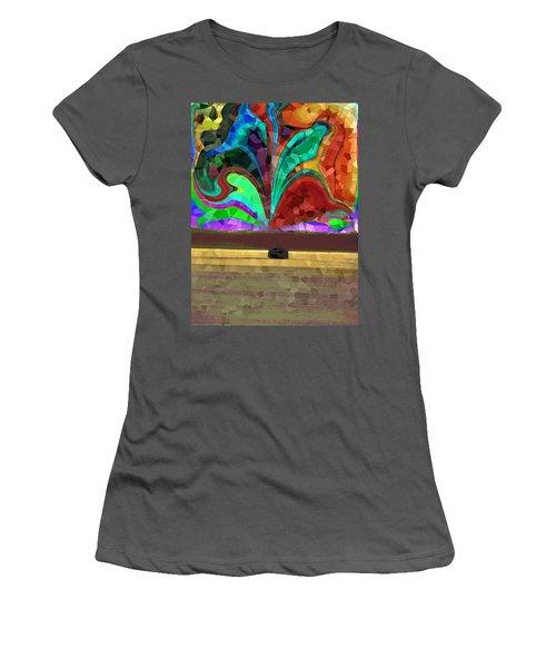 Homeward Bound Women's T-Shirt (Athletic Fit)