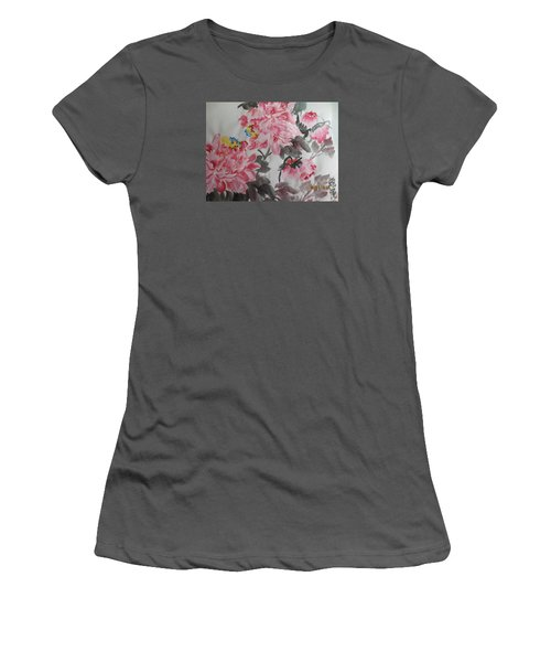 Hop08012015-691 Women's T-Shirt (Athletic Fit)