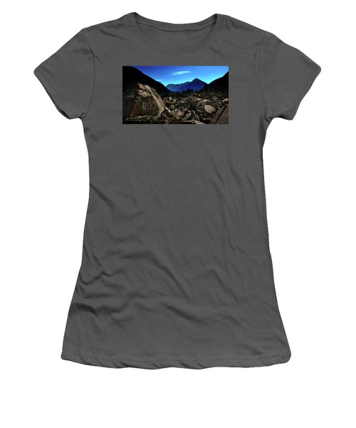Women's T-Shirt (Athletic Fit) featuring the photograph Hope by John Poon
