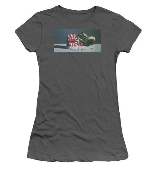 Hosoi Vans Women's T-Shirt (Athletic Fit)