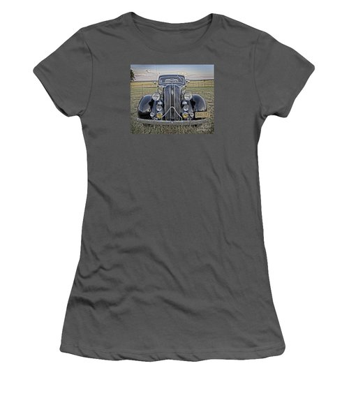 Hot Off The Grill Women's T-Shirt (Athletic Fit)