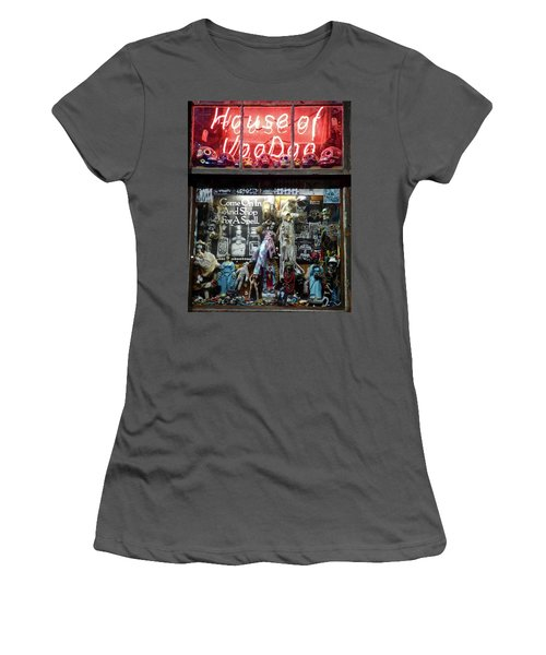 House Of Voodoo Women's T-Shirt (Athletic Fit)