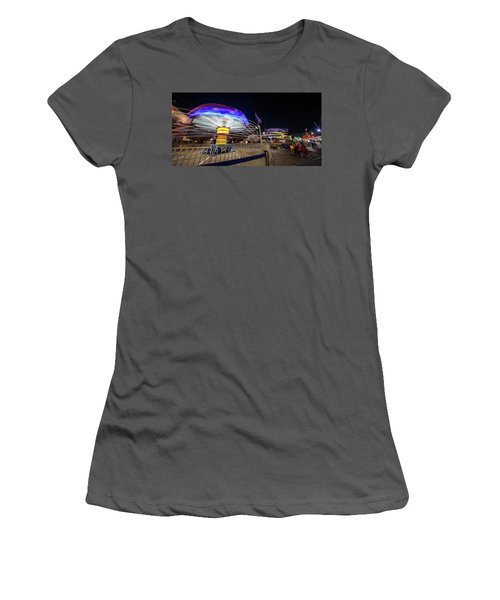 Houston Texas Live Stock Show And Rodeo #10 Women's T-Shirt (Athletic Fit)