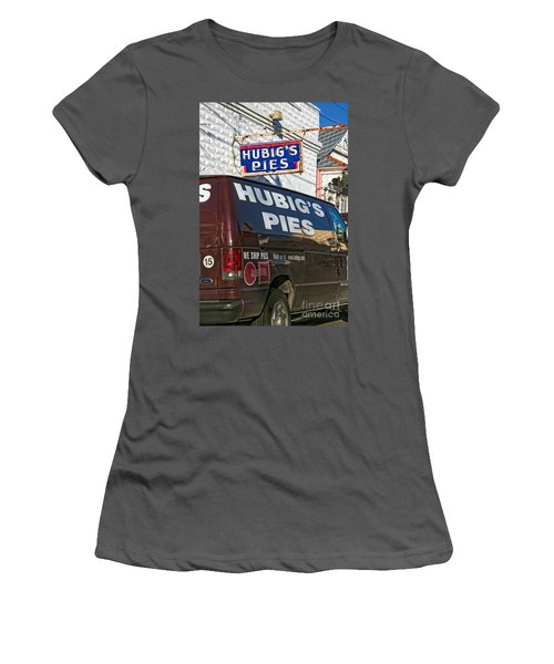 Hubig's Pies 2 New Orleans Women's T-Shirt (Athletic Fit)