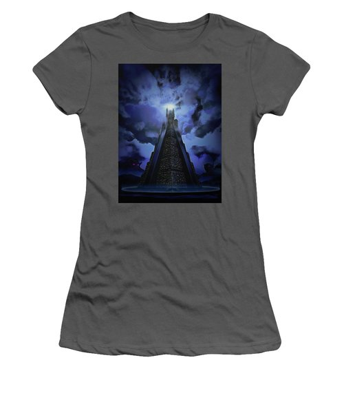 Humanity's Last Stand Women's T-Shirt (Athletic Fit)