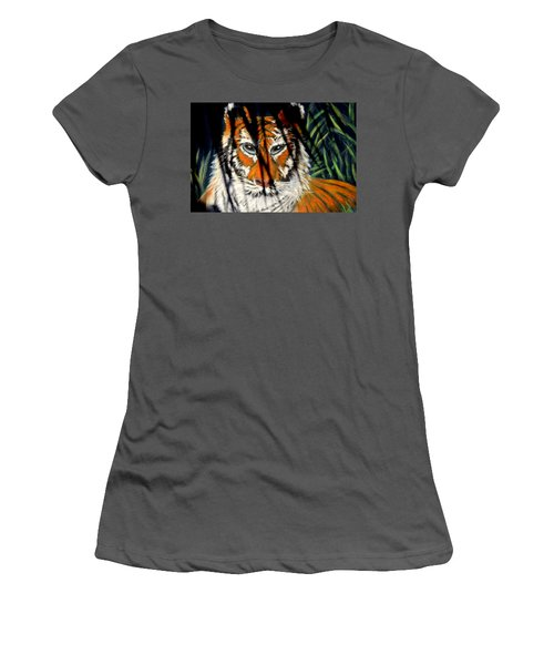 I A M  4 Women's T-Shirt (Junior Cut) by Antonia Citrino