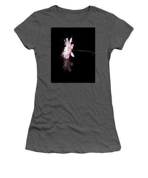 I Alone Women's T-Shirt (Junior Cut) by Craig Szymanski